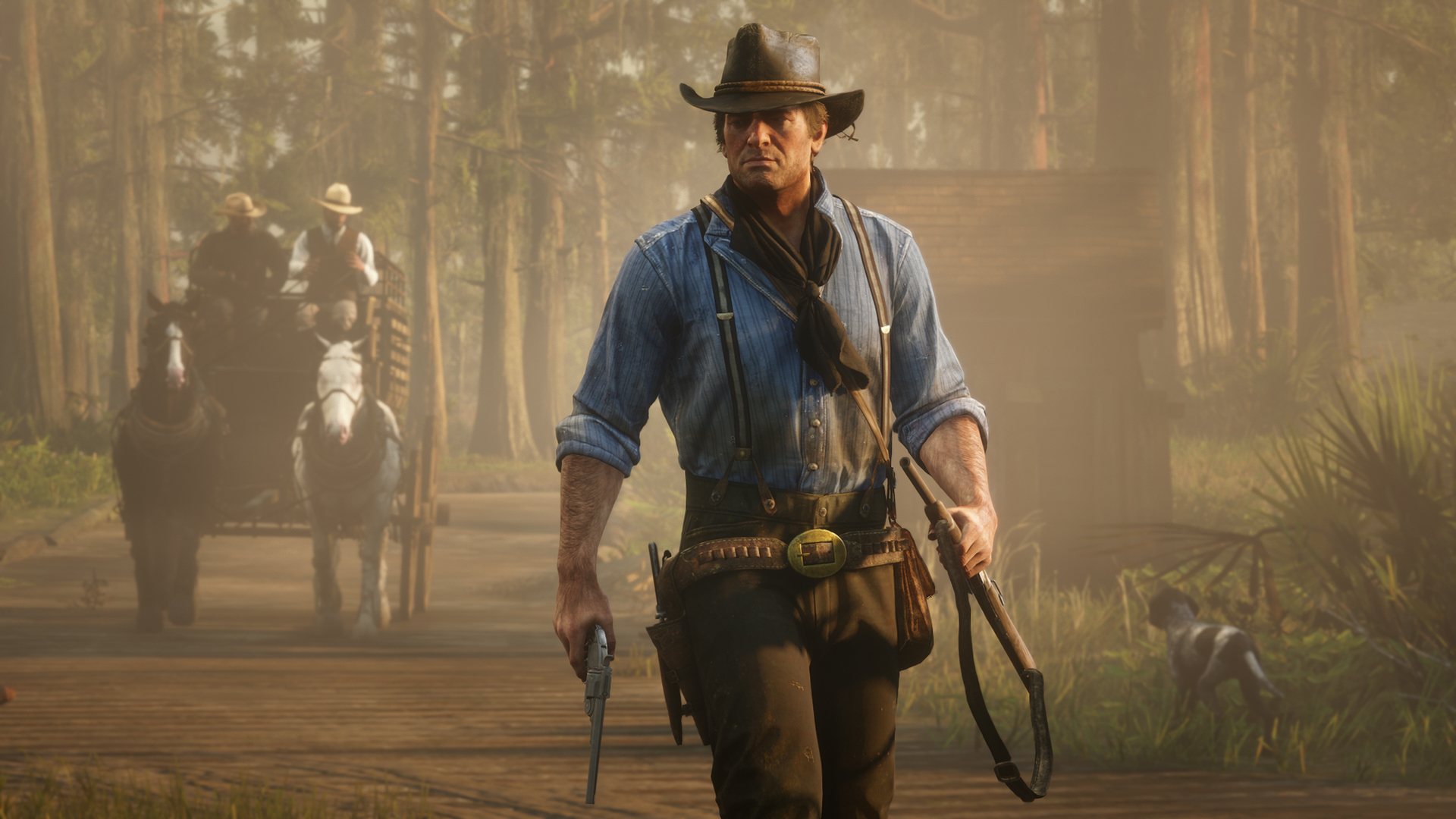 Red Dead Redemption 2 PC Sistem Gereksinimleri - Zocco's Game