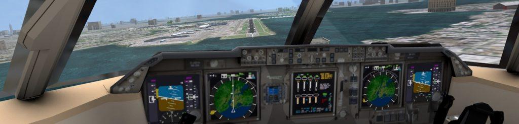 fly simulator